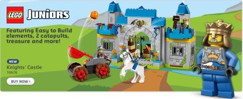 LEGO Juniors Sets
