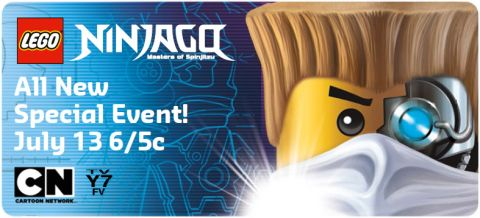 LEGO Ninjago Episode 31 & Episode 32