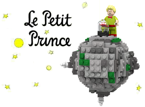 LEGO The Little Prince Idea