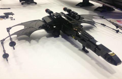 LEGO X-wing Batman