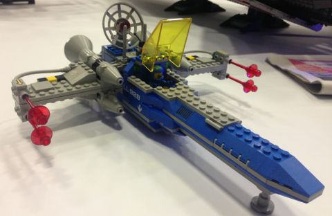 LEGO X-wing Benny