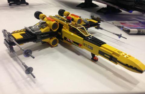 LEGO X-wing Emmet