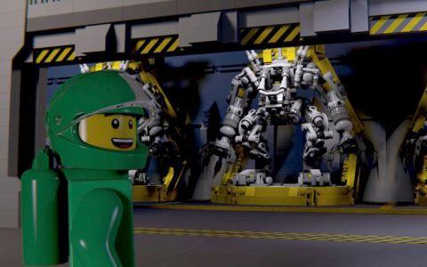 #21109 LEGO Exo Suit Details