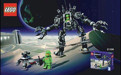 #21109 LEGO Exo Suit