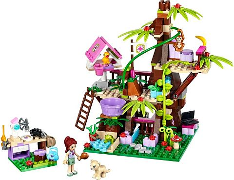 #41059 LEGO Friends Jungle