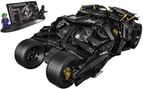 #76023 LEGO Batman Tumbler