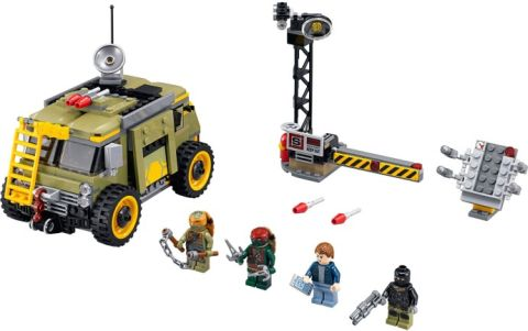 #79115 LEGO Teenage Mutant Ninja Turtles