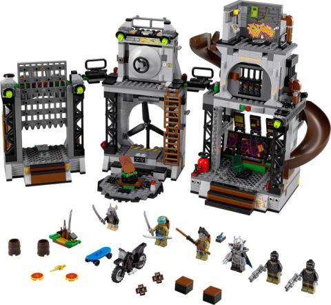 #79117 LEGO Teenage Mutant Ninja Turtles