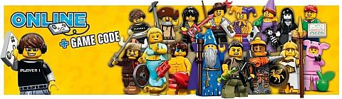 LEGO Collectible Minifigs Series 12