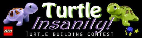 LEGO Exo Suit Turtle Contest at Eurobricks