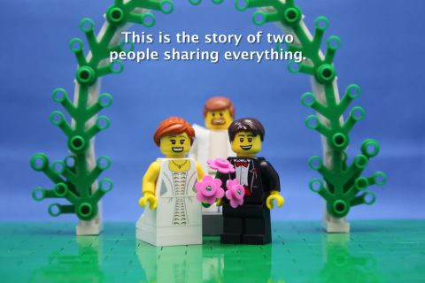 LEGO Family Album 3 by Felix Greco
