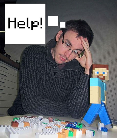 LEGO Minecraft Development