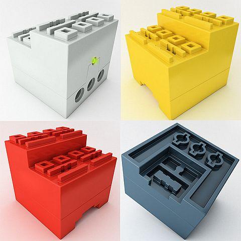 LEGO SmartBrick Remote