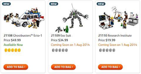 Shop LEGO Ideas