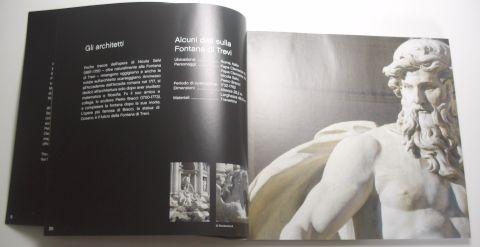 #21020 LEGO Architecture Trevi Fountain Booklet
