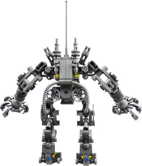 #21109 LEGO Exo Suit Back