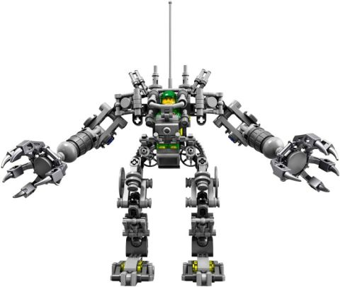 #21109 LEGO Exo Suit Front