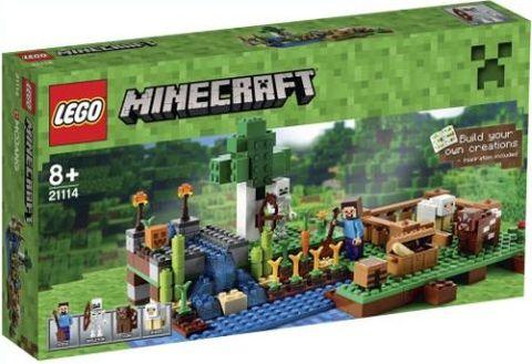 #21114 LEGO Minecraft