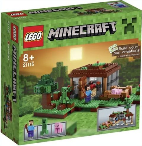 #21115 LEGO Minecraft Set