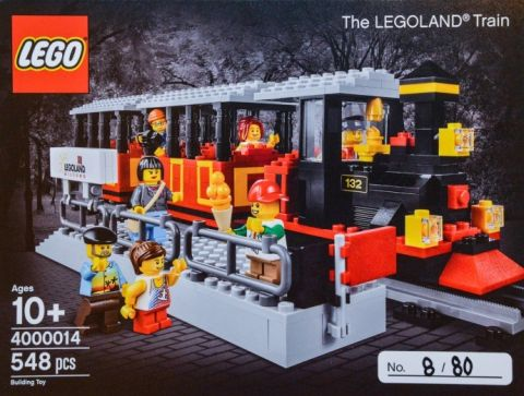 #4000014 LEGO Inside Tour Train