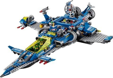 #70816 LEGO Benny's Spaceship Stickers