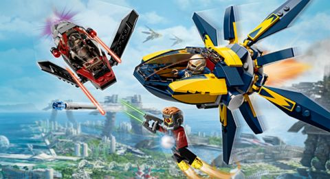 #76019 LEGO Guardians of the Galaxy