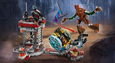 #76020 LEGO Guardians of the Galaxy