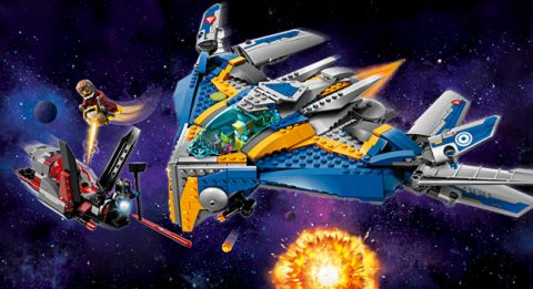 #76021 LEGO Guardians of the Galaxy