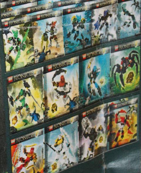LEGO Bionicle 2015 Sets