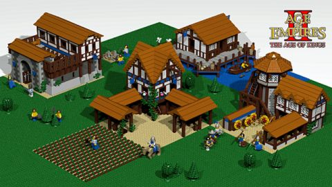 LEGO Ideas Age of Empires by artizan