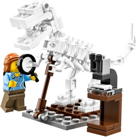 LEGO Ideas Research Institute Review