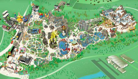 LEGO Inside Tour - LEGOLAND