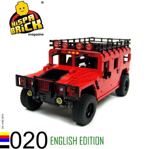 LEGO Magazine HispaBrick Issue 20