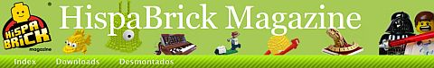 LEGO Magazine HispaBrick Website