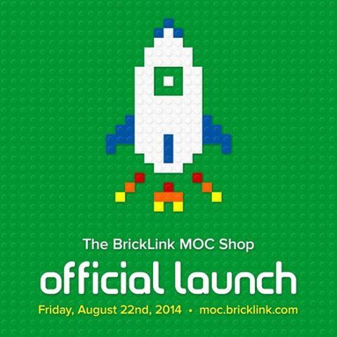 LEGO Marketplace BrickLink MOC Shop