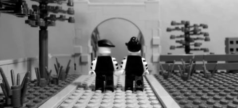 LEGO Mime Video by Walter Benson