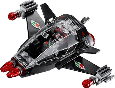 LEGO Small Spaceship