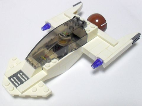 LEGO Spaceship by ninja5
