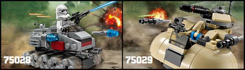 LEGO Star Wars MicroFighters 1