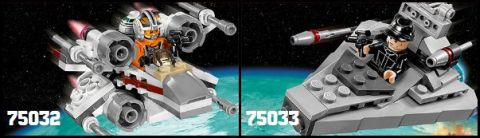 LEGO Star Wars MicroFighters 2