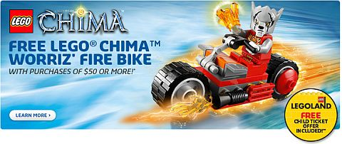 Shop LEGO Chima Sets