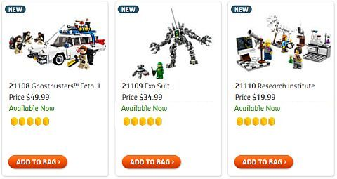 Shop LEGO Ideas Sets