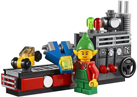 #10245 LEGO Santa's Workshop Elves
