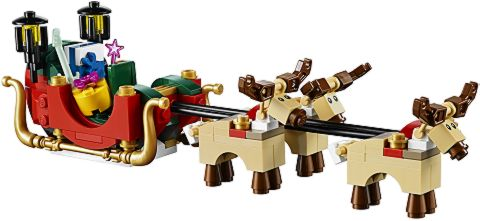 #10245 LEGO Santa's Workshop Sled