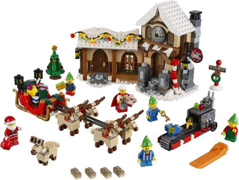 #10245 LEGO Santa's Workshop