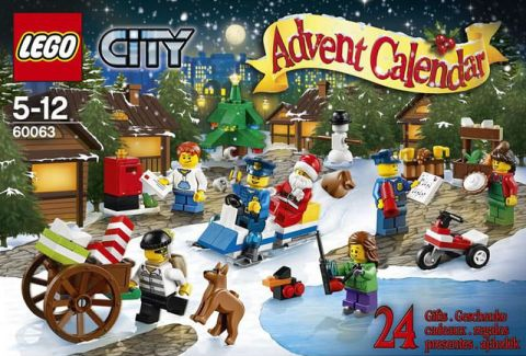 2014 LEGO Advent Calendars