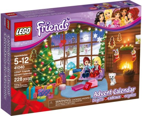 #41040 LEGO Advent Calendar