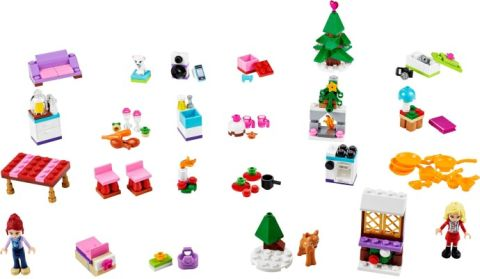 #41040 LEGO Friends Advent Calendar