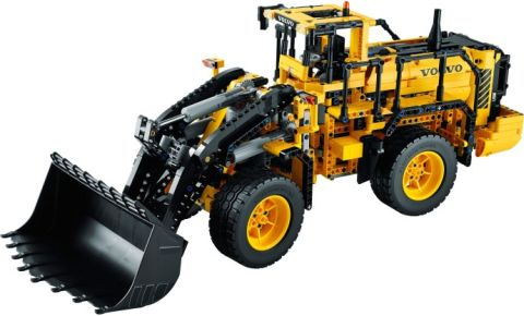 #42030 LEGO Technic Volvo Wheel Loader Details