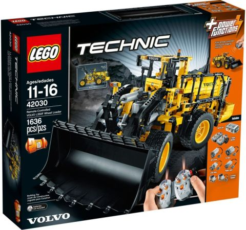 #42030 LEGO Technic Volvo Wheel Loader